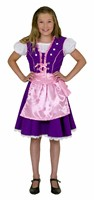 Tyrolean Kirsten Oktoberfest (2pcs) dress, apron