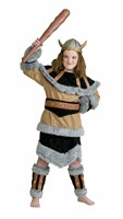 Viking girl (skirt/top/belt/legwarmers)