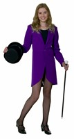 tailcoat purple