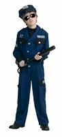 Policeman for children (2pc) jacket, trouser