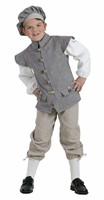Boy of the Middle ages Walfrid(blouse/trouser/cap)