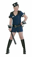 Police Jenny (2-pcs) (dress,belt)