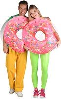 Pinky donut one size (Printed on both sides)