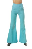 Trouser of the 70´ies turquoise(woman)