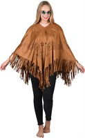 Poncho brown