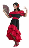 Spanish lady Carmen dress/belt