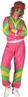 Jogging suit pink 2-pcs