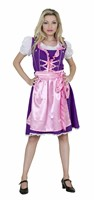 Tyrolean Kirsten Oktoberfest (dress,apron)