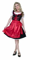 Tyrolean Greta Oktoberfest (dress,apron)