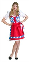 Tyrolean Bayern Oktoberfest (dress, apron)