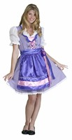 Tyrolean Elfi Oktoberfest (dress,  apron)