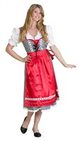 Tyrolean Anna Oktoberfest (dress, apron)