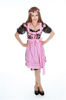 Tyrolean Clara Oktoberfest (dress,apron)