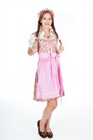 Tyrolean Helga Oktoberfest (dress,apron)