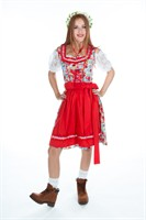 Tyrolean Isabel Oktoberfest (dress,apron)