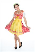 Tyrolean Laura  Oktoberfest (dress,apron)