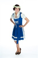 Tyrolean Valerie  Oktoberfest (dress,apron)