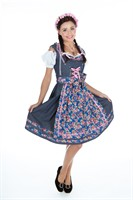 Tyrolean Yasmin  Oktoberfest (dress,apron)