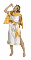 Roman (Satin) (dress, belt, shoulderscarf)