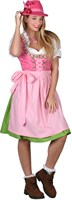 Tyrolean Sabrina (dress,apron,blouse)
