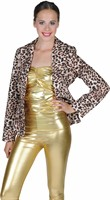 Jacket Leopard  (Lady)