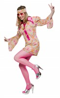 Flower Power-Kleid Love(Kleid,Haarband)