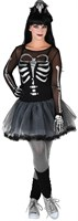 Halloween dress skeleton