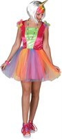 Dress Unicorn multicolor