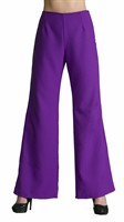 Trousers of the seventies purple