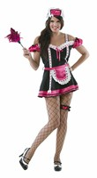 Chambermaid Lilly (3pcs)dress,apron,cap