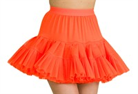 Petticoat Neon Orange