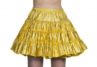 Petticoat goud (Crush)