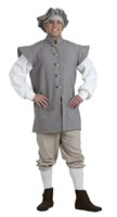 Middle Ages Mr. 3-piece (pants, top, cap)