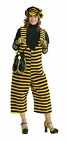 Dungarees bee (plush)