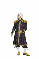 Renaissance jacket purple/black