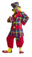 Clown Ollie  (Jacke,Hose)