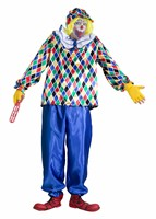 Clown Yuri (trousers/blouse) (men's size)