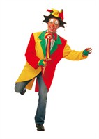 Tailcoat red/yellow/green