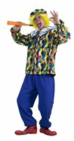Clown Pedro (trouser/blouse)(men size)