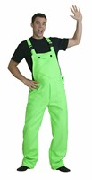Neon green worker trousers
