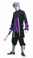 Monsieur de Vamp Halloween (jacket, trouser, jabot)