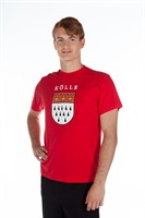 T-shirt Cologne red