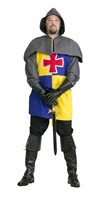 Arthurian knight (top/trouser/belt)