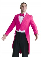 tailcoat luxury pink
