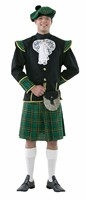 Scotsman Highland 4-pcs (jacket,skirt,beret,jabot)