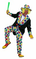 clown Augusto 2-pcs