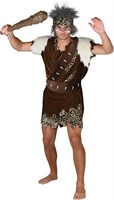 Neanderthaler  (dress,headband)