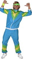 Jogging suit blue 2-pcs