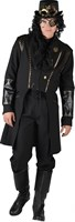 Steampunk Herrenjacke Luxus