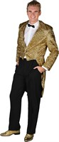 Tailcoat lurex gold